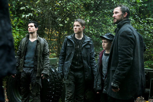 Falling Skies - Ep 307 - The Pickett LineVancouver, BCPh: Jame