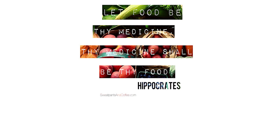 Food By Thy Medicine slide