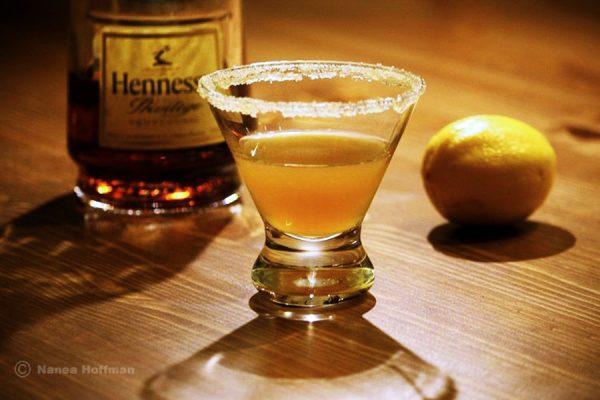 Hennessy Sidecar recipe