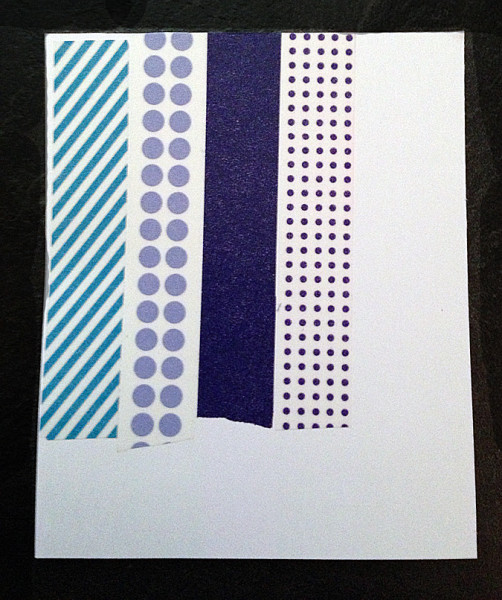 Washi Tape Cards 7