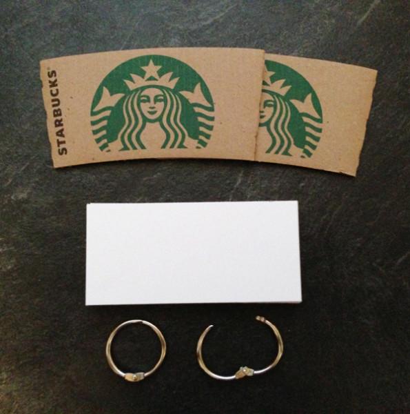 Coffee Sleeve Notebook 2