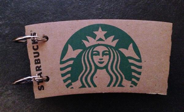 Coffee Sleeve Notebook 4