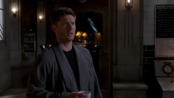 Supernatural Dean Winchester robe