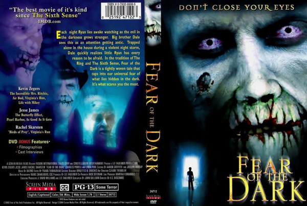 Fear Of The Dark 2003 poster