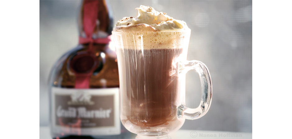 Grand Marnier Hot Chocolate slide