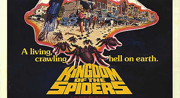 Kingdom Of The Spiders 1977