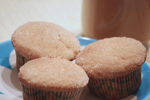 Nosh Buttermilk Cinnamon Donut Muffins 2