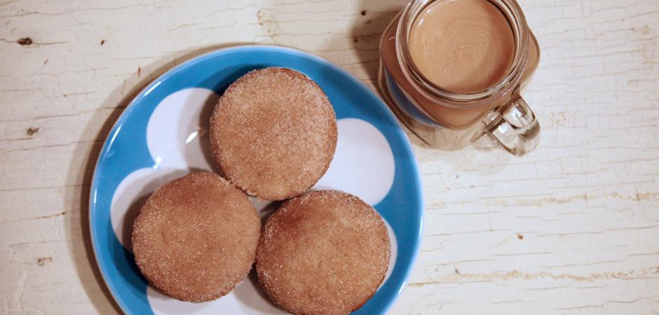 Nosh Buttermilk Cinnamon Donut Muffins slide