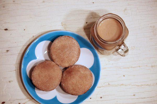 Nosh Cinnamon Donut Muffins