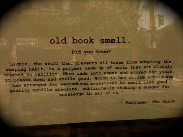 Old Book Smell pic