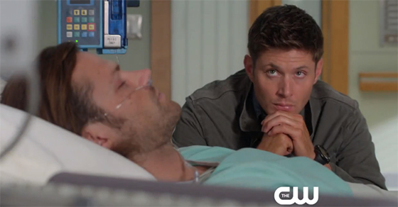 Supernatural Season 9 premiere 2