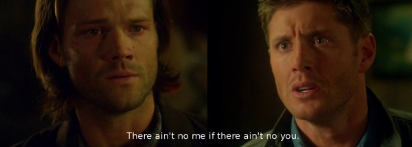 Supernatural Season 9 premiere Sam and Dean