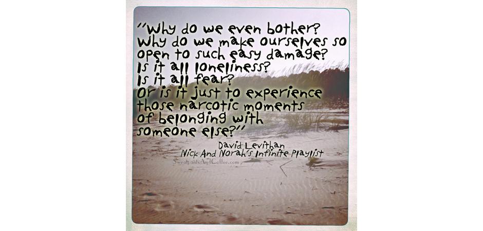 YA Lit quotes slide