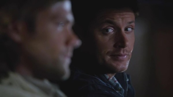 Supernatural Dog Dean Afternoon Boys In The Impala