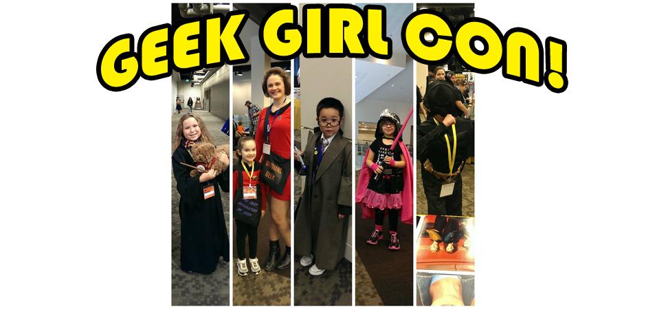 Geek Girl Con 2013