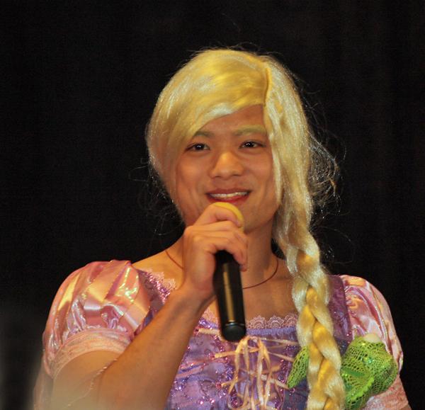 Kevin Tran, Princess Bubblegum