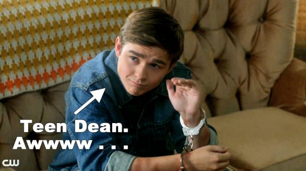 Supernatural Bad Boys Teen Dean