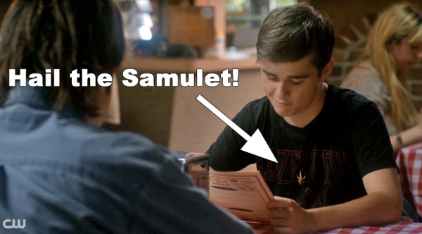 Supernatural Bad Boys Teen Dean Samulet