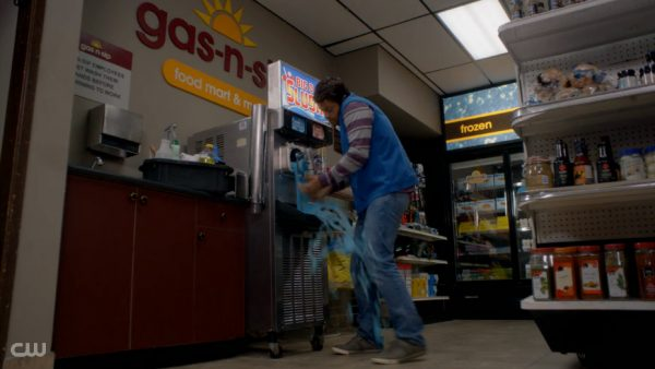 Supernatural Heaven Can't Wait Cas Slurpee