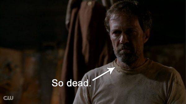 Supernatural Heaven Can't Wait Dead Guy