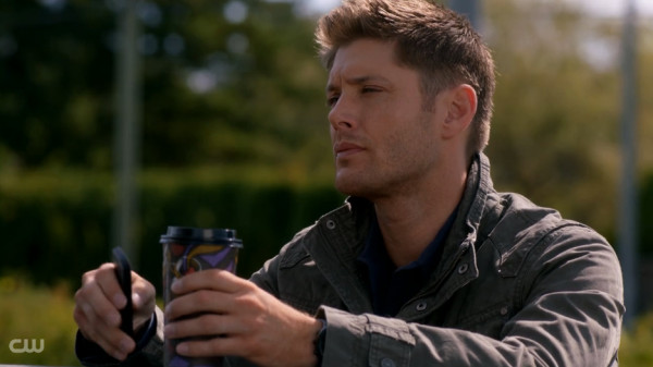 Supernatural Heaven Can't Wait Dean gazing