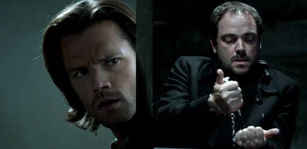 Supernatural Heaven Can't Wait Sam Crowley