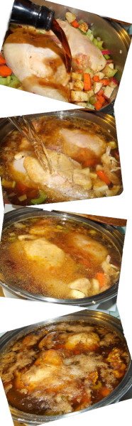 Beer Chicken Soup 2