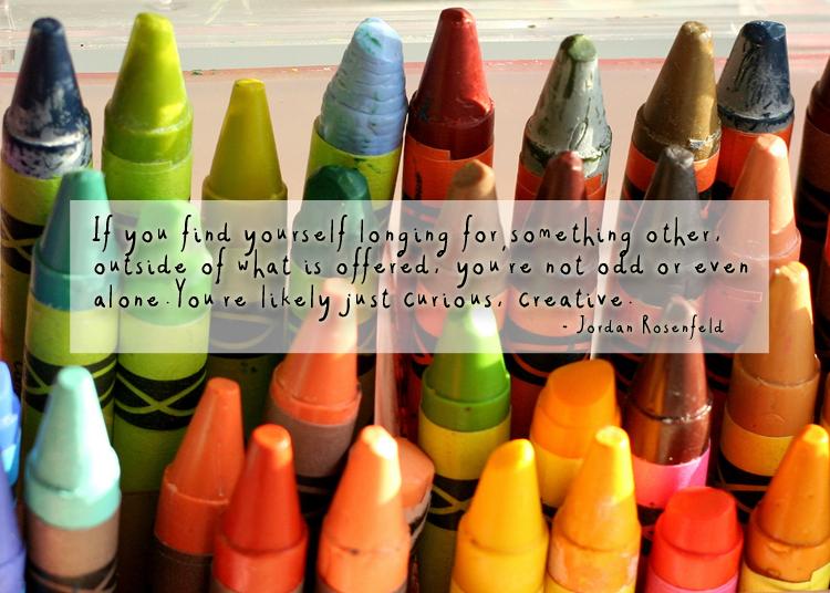 Creativity Jordan Rosenfeld