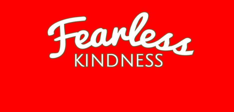 Fearless Kindness debut slide