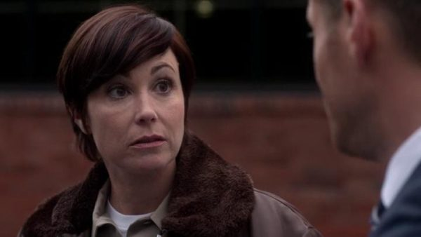 Supernatural S9E8 Rock And A Hard Place Sheriff Jody Mills