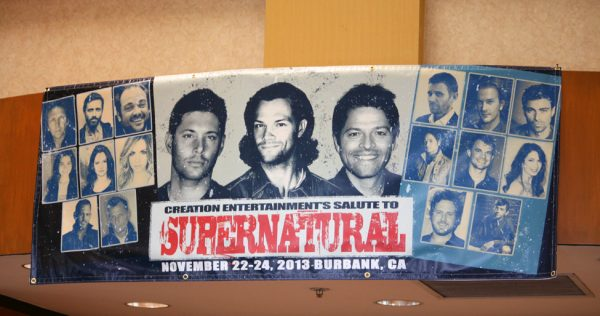 Salute To Supernatural banner