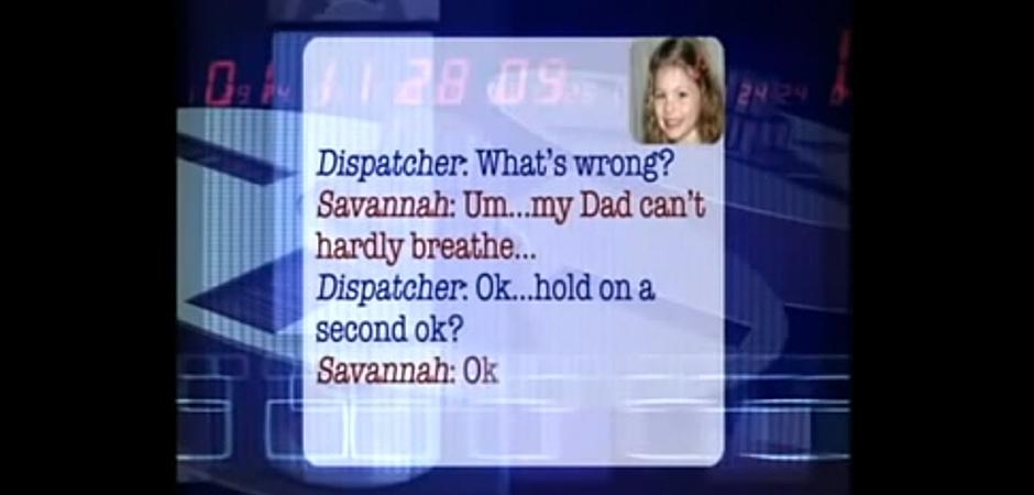 Savannah 911 slide