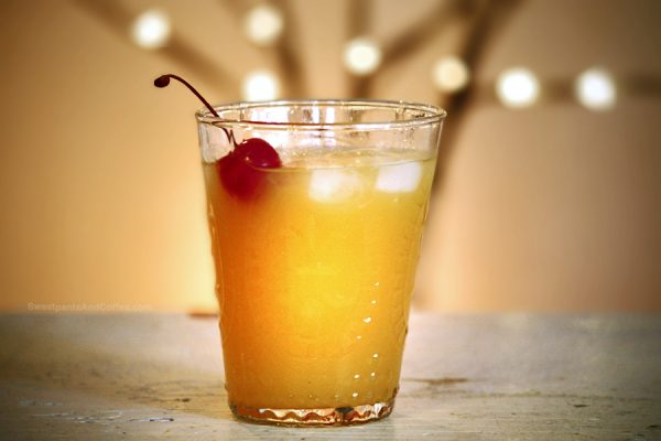 Spiced Whiskey Punch