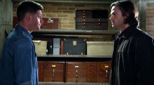 Supernatural Holy Terror Dean and Sam