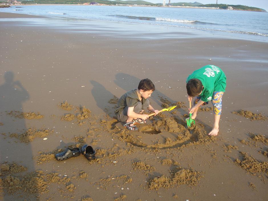 Digging A Moat