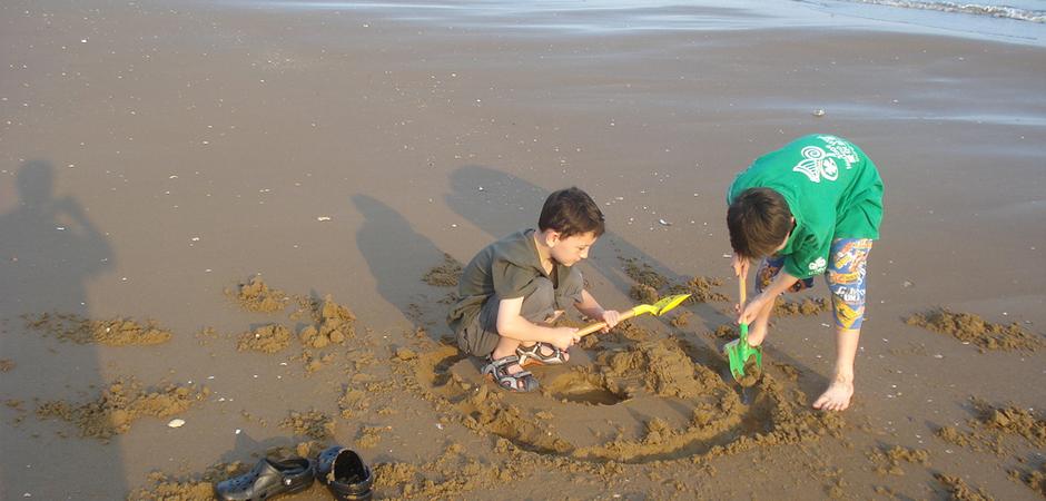 Digging A Moat_slide