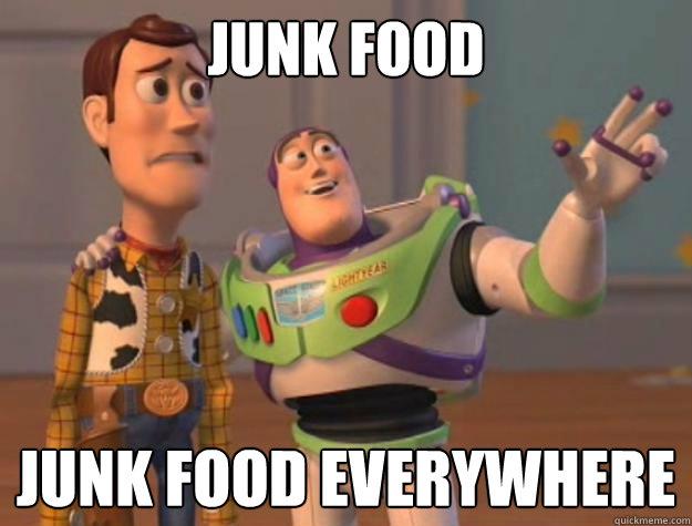 Junk Food Meme