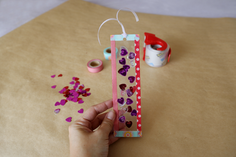 Packing Tape Bookmark 2