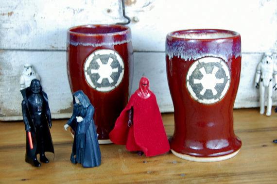 Star Wars Imperial Crest