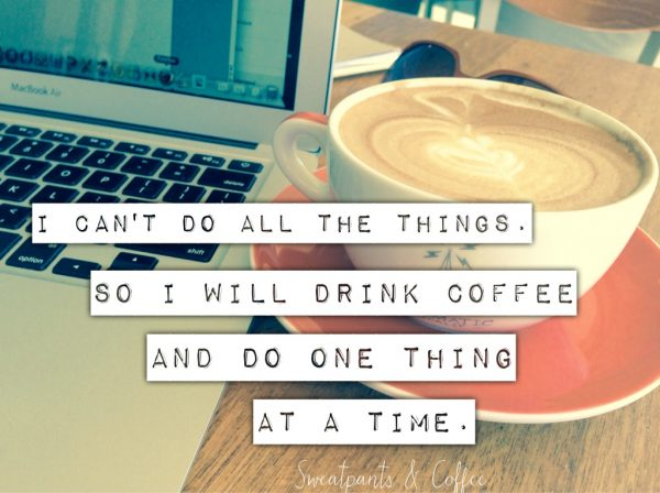 Drink Coffee & Do Stuff