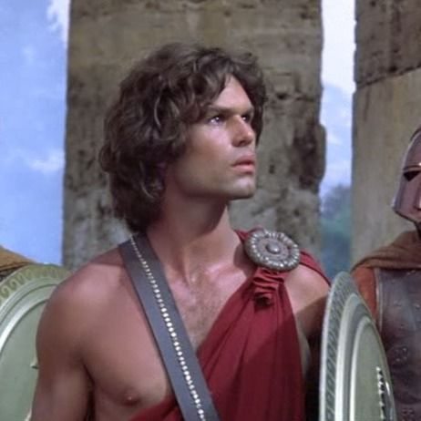 harry hamlin clash of the titans