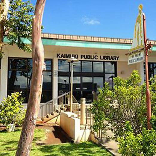 Kaimuki Library