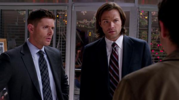 1 Supernatural SPN S9 E22 Stairway to Heaven Dean Sam Winchester Jensen Ackles Jared Padalecki