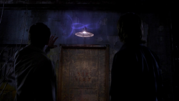 11 Supernatural SPN S9 E22 Stairway to Heaven Enochian Castiel Sam Winchester Misha Collins Jared Padalecki