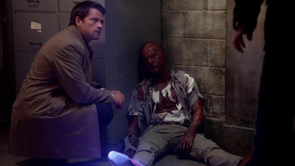 13 Supernatural SPN S9 E22 Stairway to Heaven Castiel Josiah Misha Collins