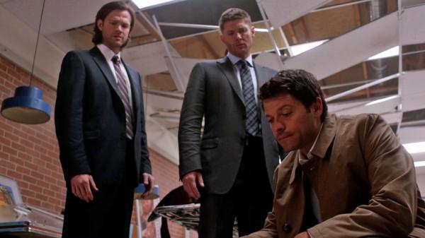 2 Supernatural SPN S9 E22 Stairway to Heaven Sam Dean Winchester Castiel Jared Padalecki Jensen Ackles Misha Collins