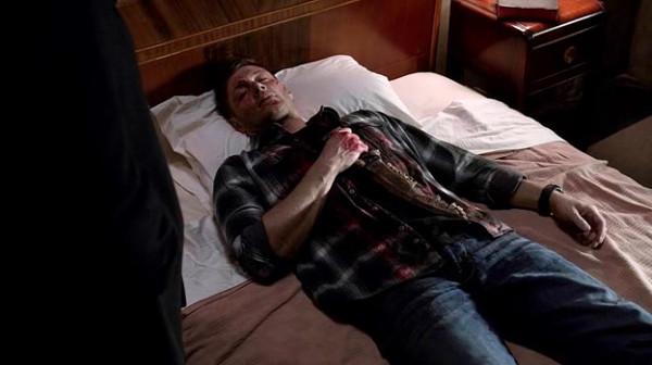 23 Supernatural SPN S9 E23 Dean Winchester Jensen Ackles