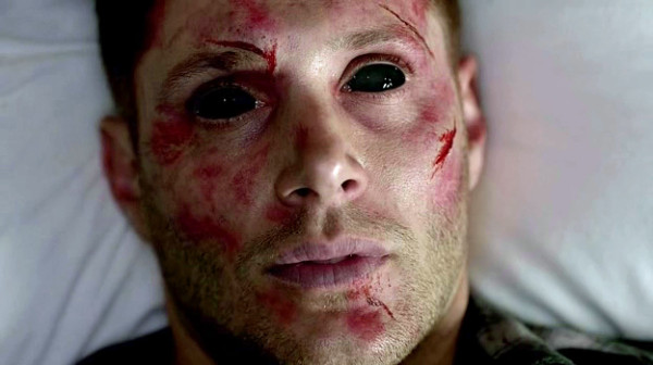 24 Supernatural SPN S9 E23 Demon Dean Winchester Jensen Ackles