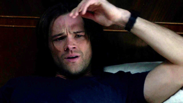3 Supernatural SPN S9 E22 Stairway to Heaven Sam Winchester Jared Padalecki