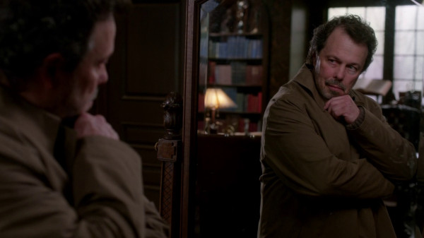 5 Supernatural SPN S9 E22 Stairway to Heaven Metatron Curtis Armstrong